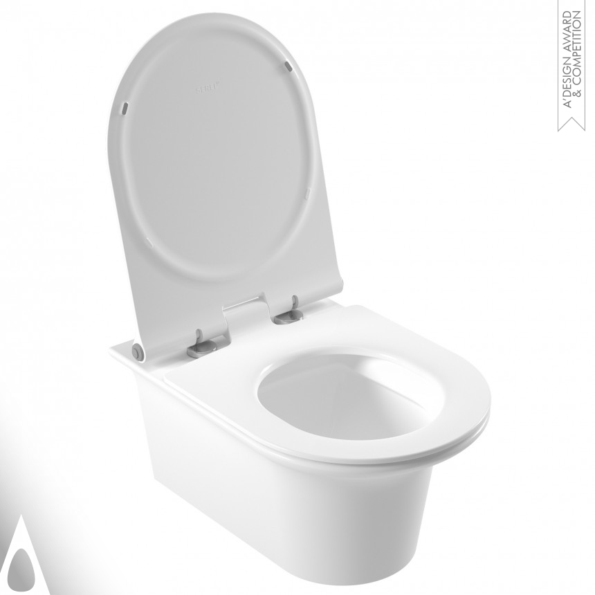 SEREL Seramic Factory Wall hung WC Pan
