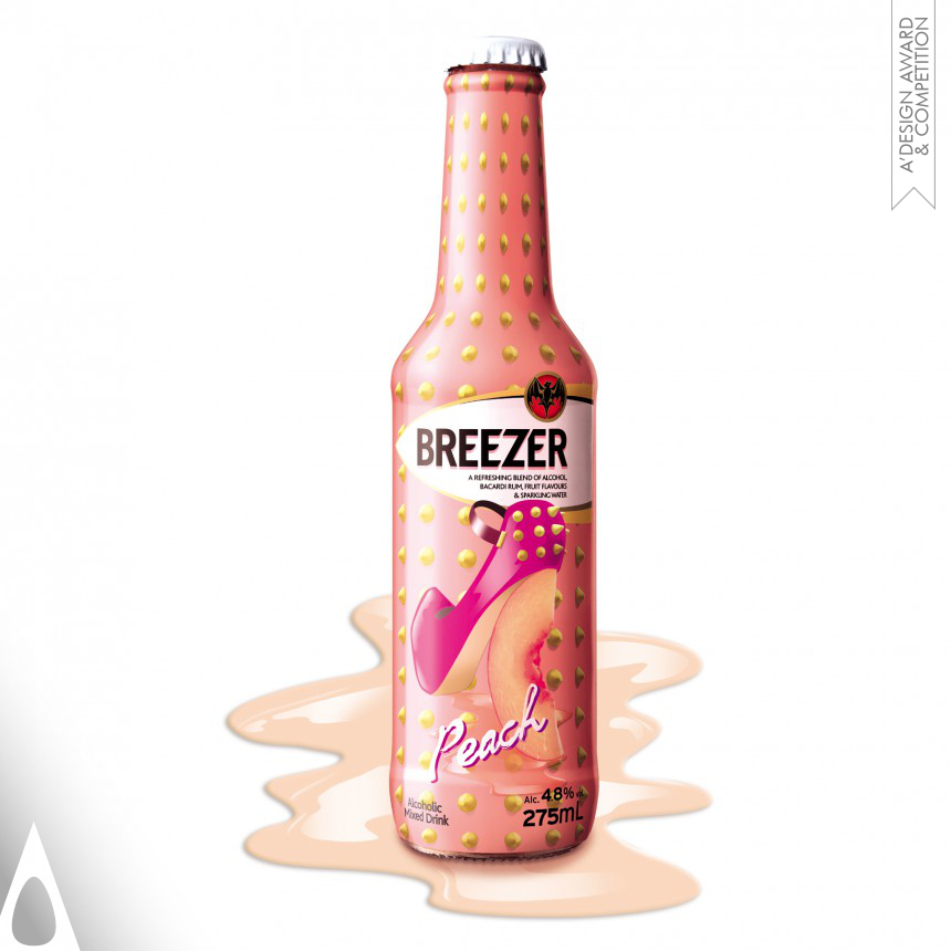 Interbrand Shanghai Consumer Brand Team Breezer Be Bold