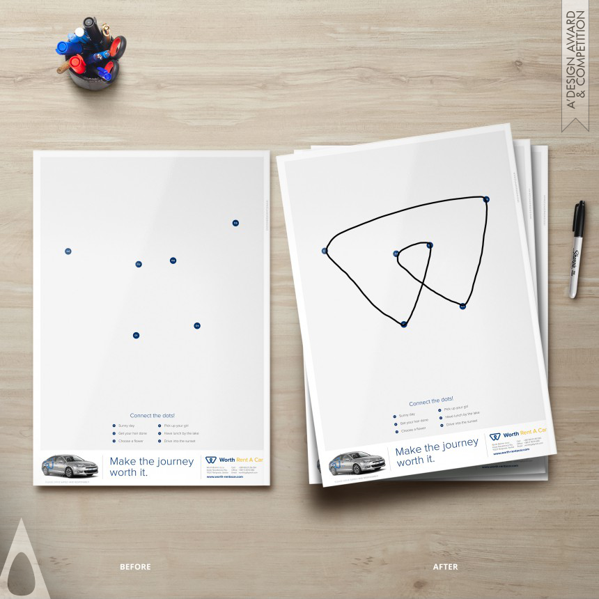 Worth Interactive Advertising Print