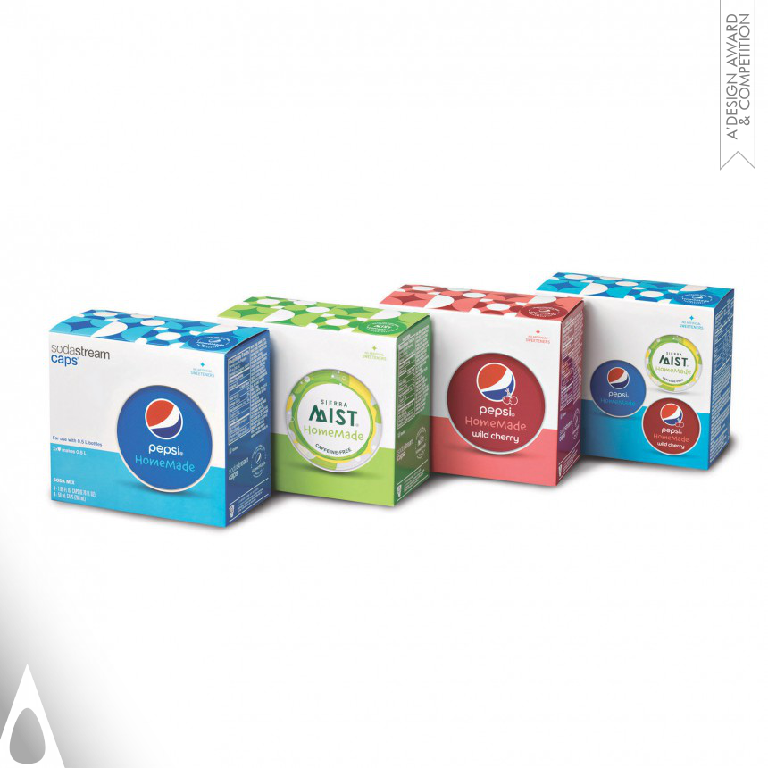 PepsiCo Design & Innovation design