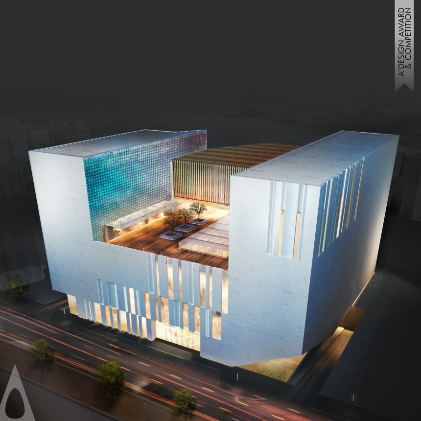 MZ Architects K Galleria