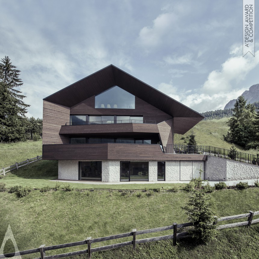 Black Eagle Residential House