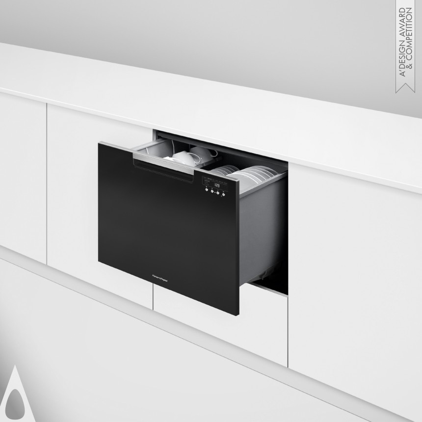 Fisher & Paykel Appliances design