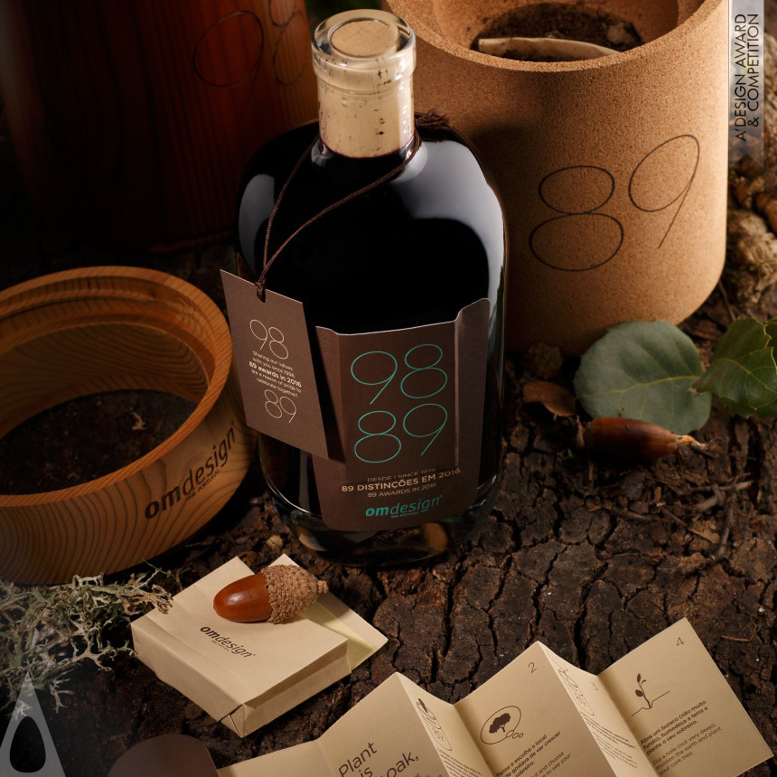 Omdesign Sustainable packaging