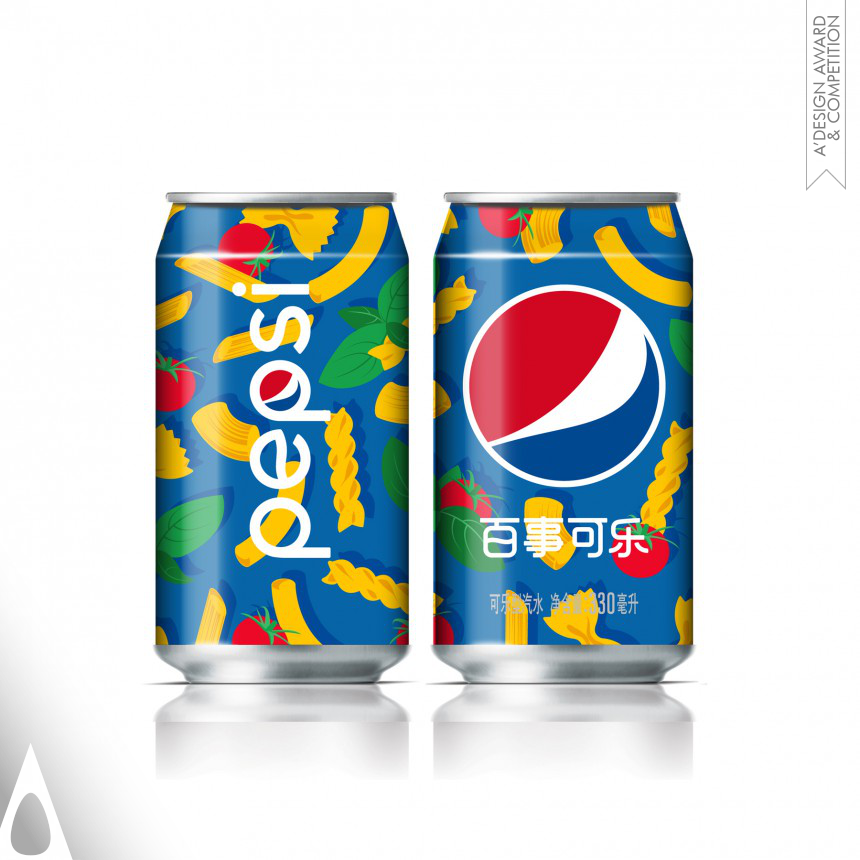 PepsiCo Design & Innovation Pepsi x Italian Design Icons