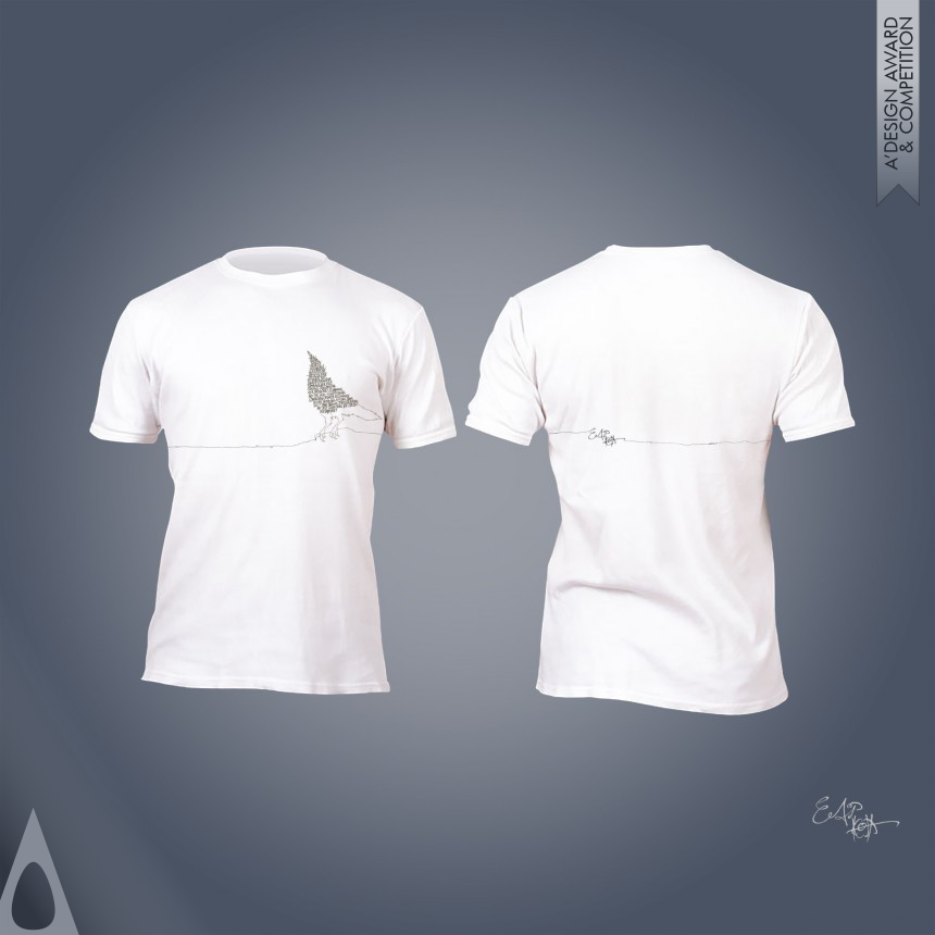 Qian Yang Water-Repellent & Oil-Resistant T-Shirt