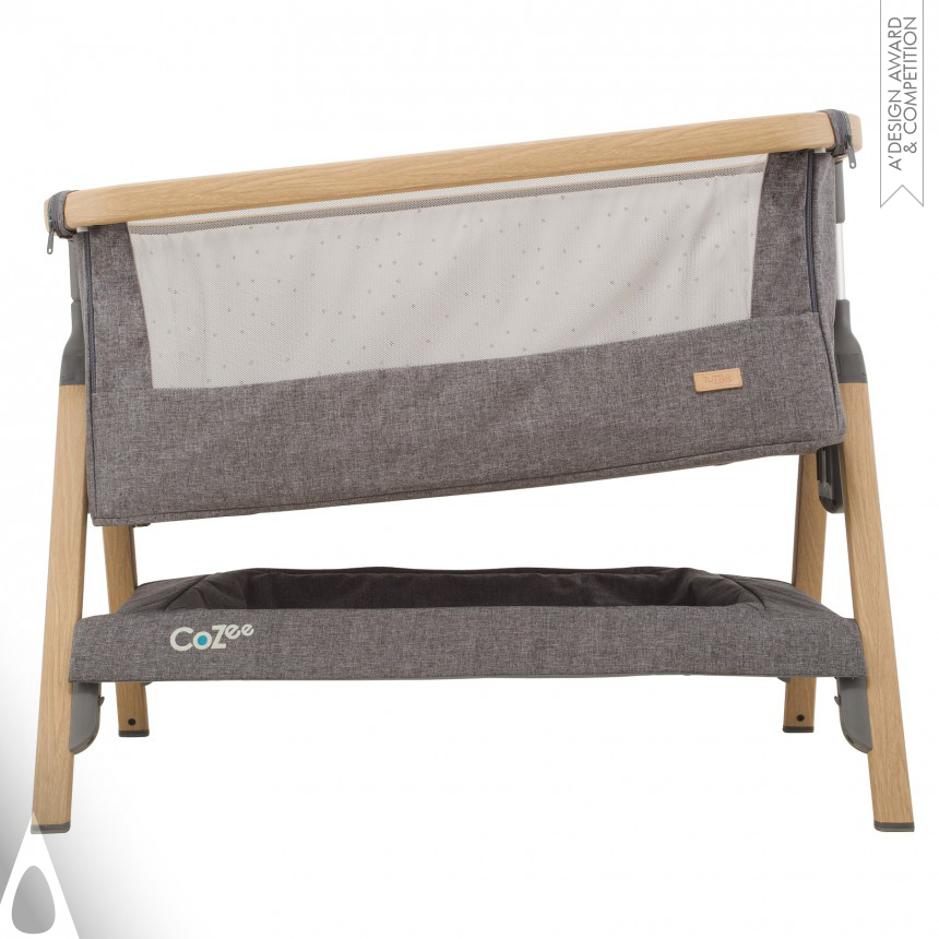 Jonny Samuel Co sleeping baby cot