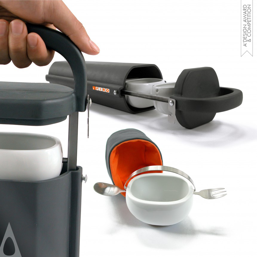 Firo Fire Cooking Set