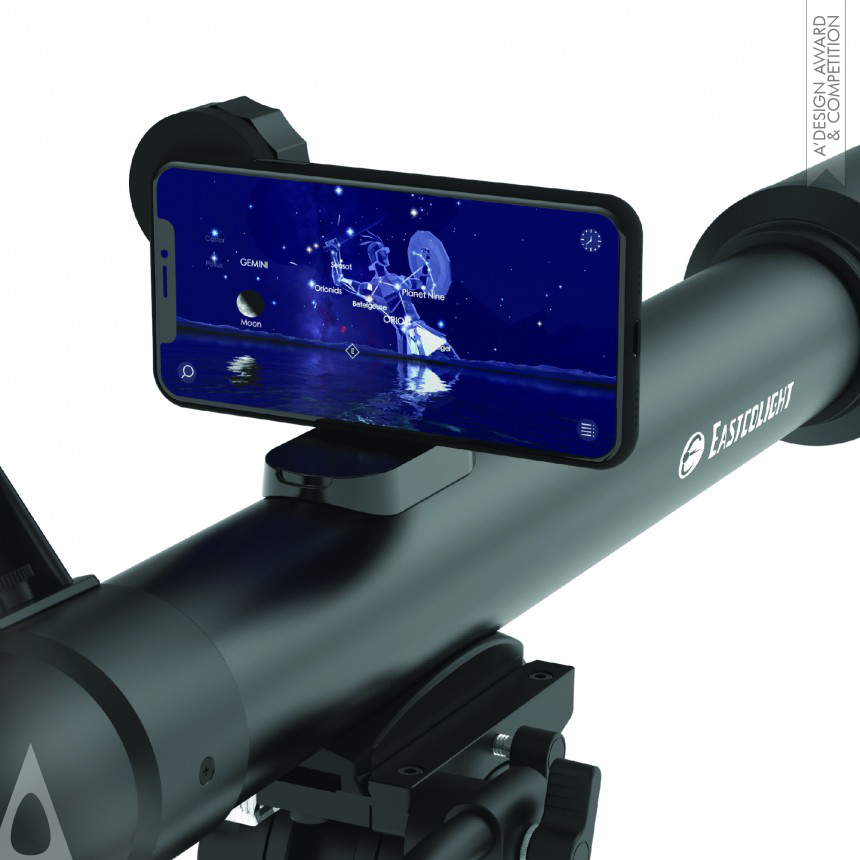 Eastcolight (Hong Kong) Limited Galaxy Tracker Nova