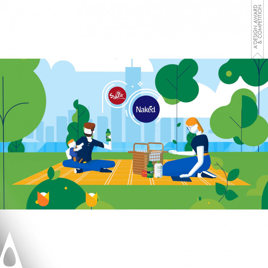PepsiCo Design and Innovation Brand Messaging