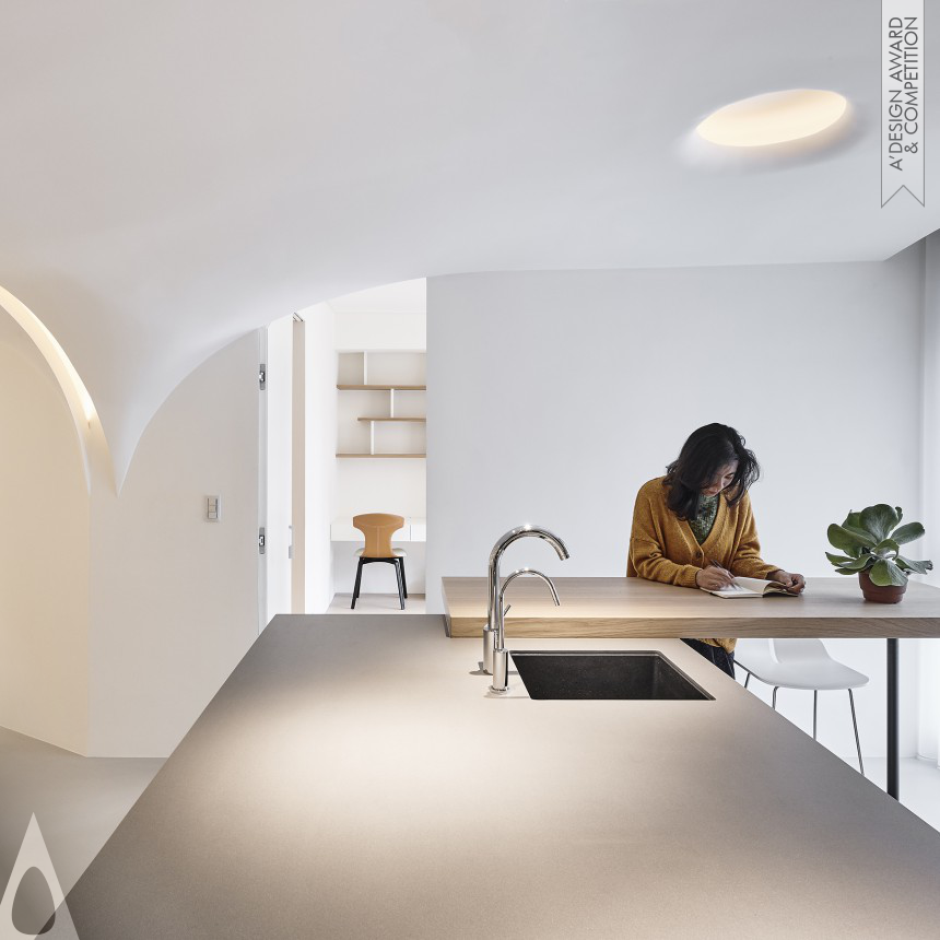 Che Wang+Colette Kuo/ Very Studio Residential interior