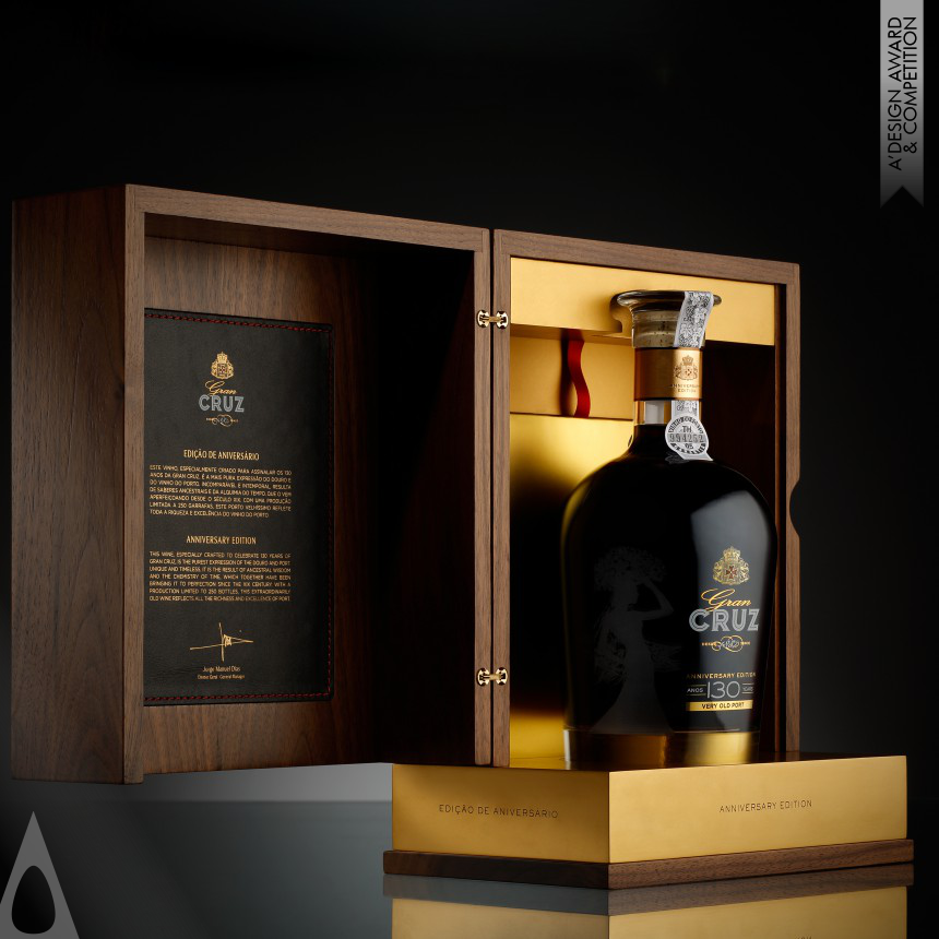 130YO Gran Cruz Luxury Packaging