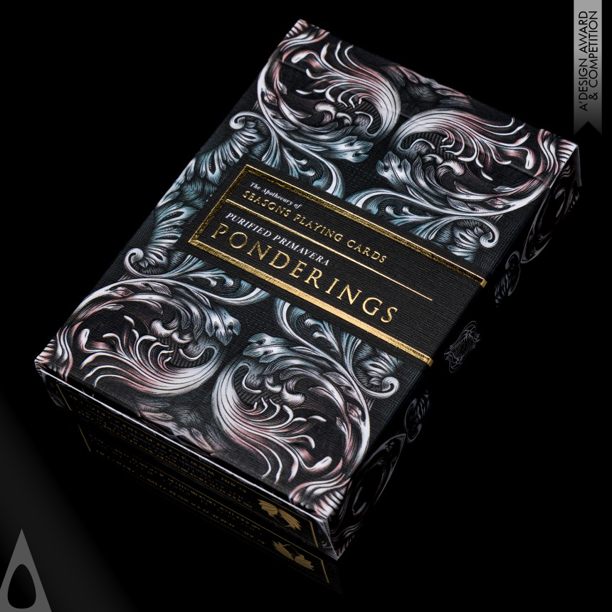 Alexander Chin Playing Cards
