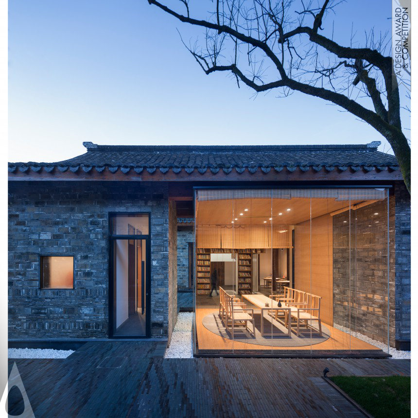 Jiangshan Fishing Village Renovation