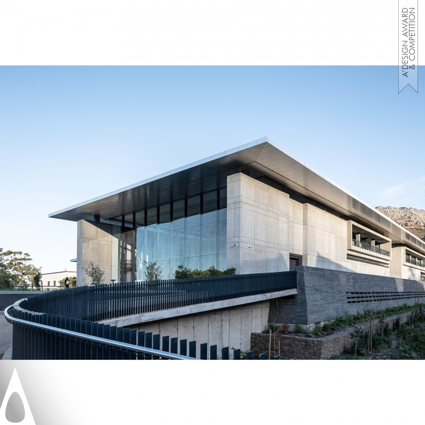 dhk Architects Art Museum