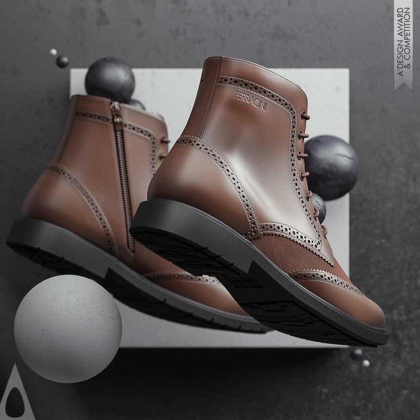 Mateus Morgan Fly Boot
