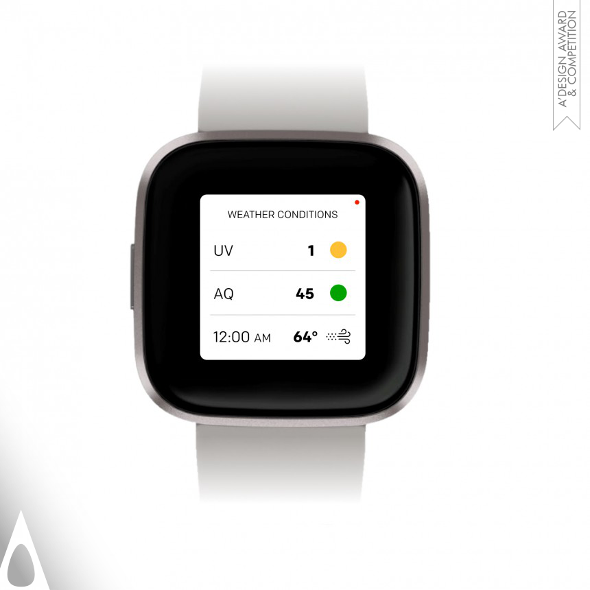 Albert Salamon Ttmm-s for Fitbit Versa