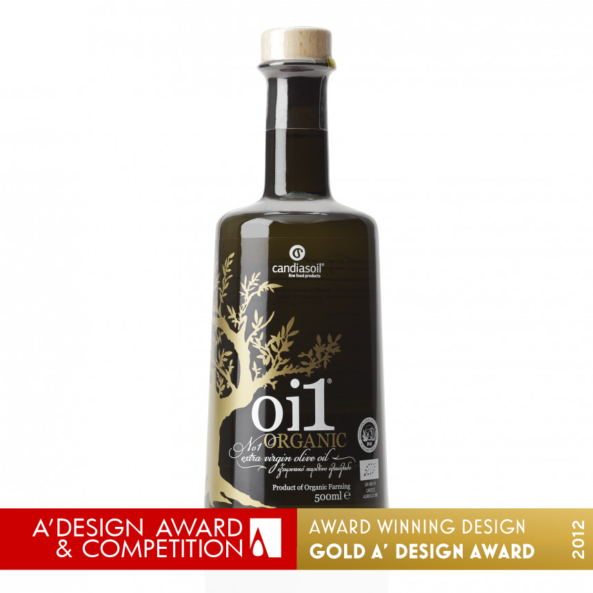 oi1 for Candiasoil  Olive oil packaging design