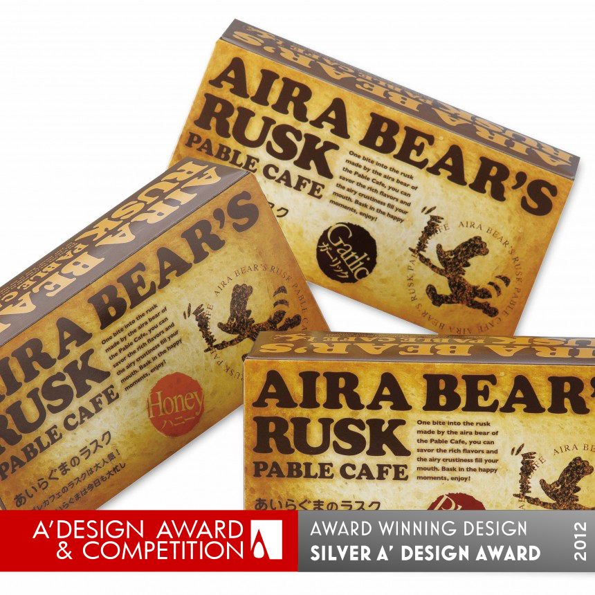 aira bears pable cafe series The package of sweets