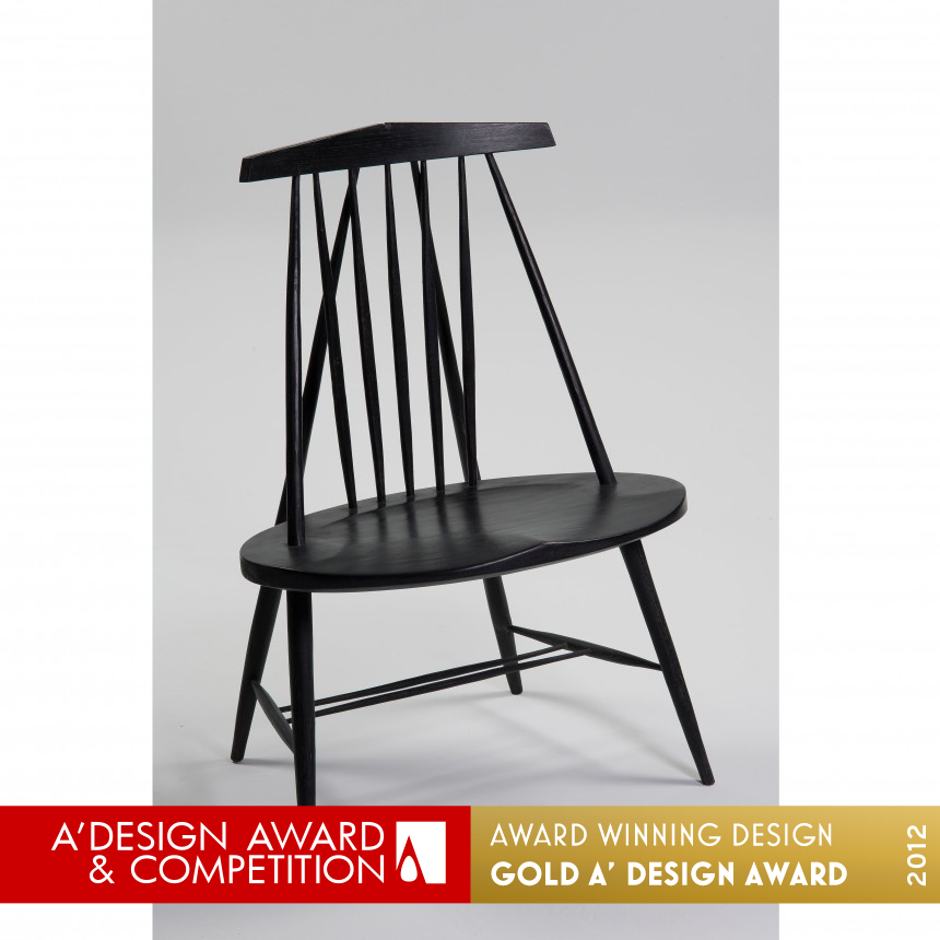 'A' Back Windsor  Dining Chair