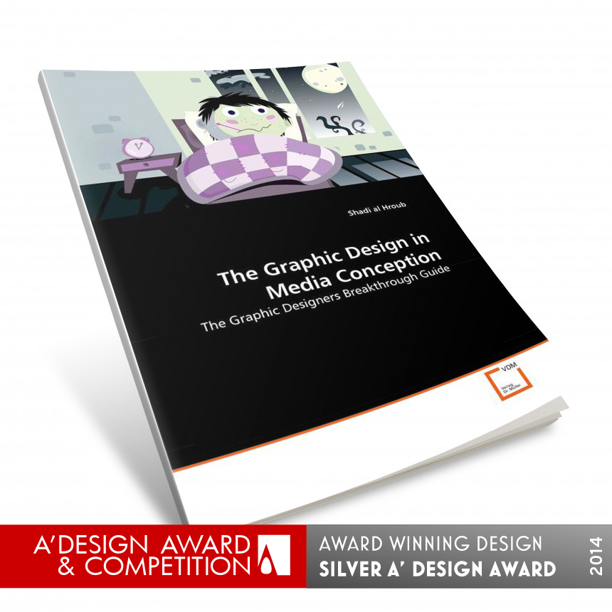 The Graphic Design in Media Conception Book Design