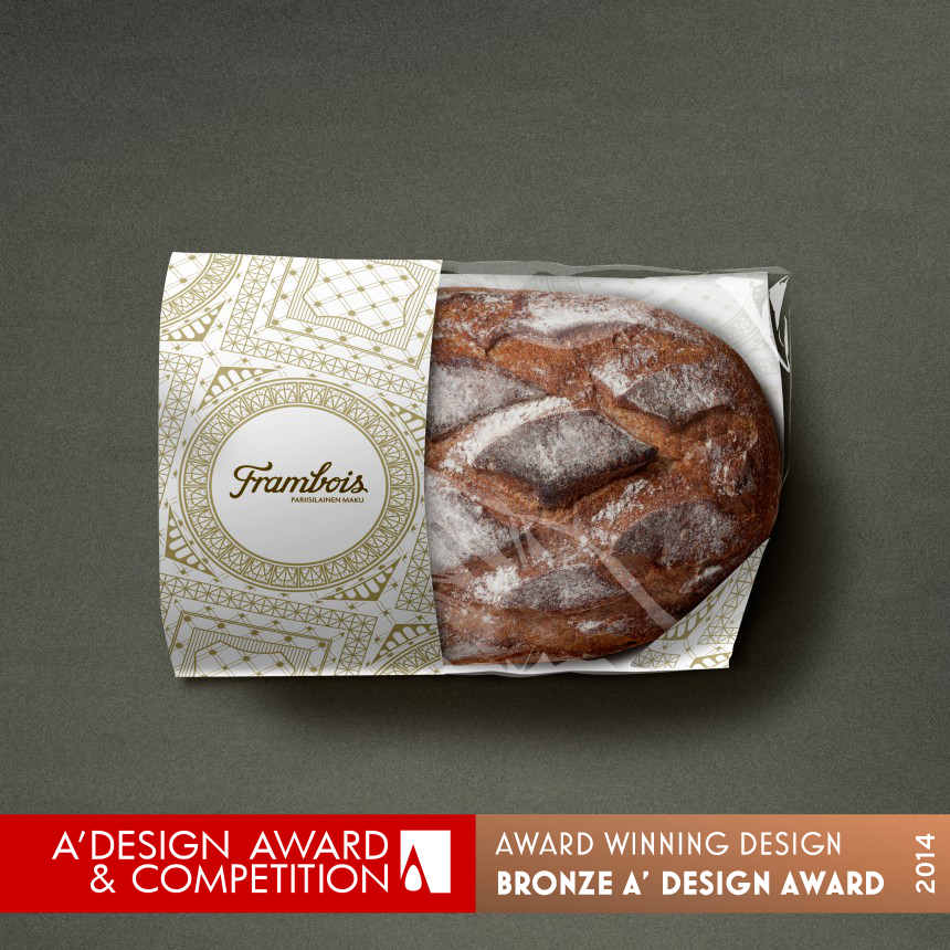 Frambois Bread  Brand and Packaging Design Excellence