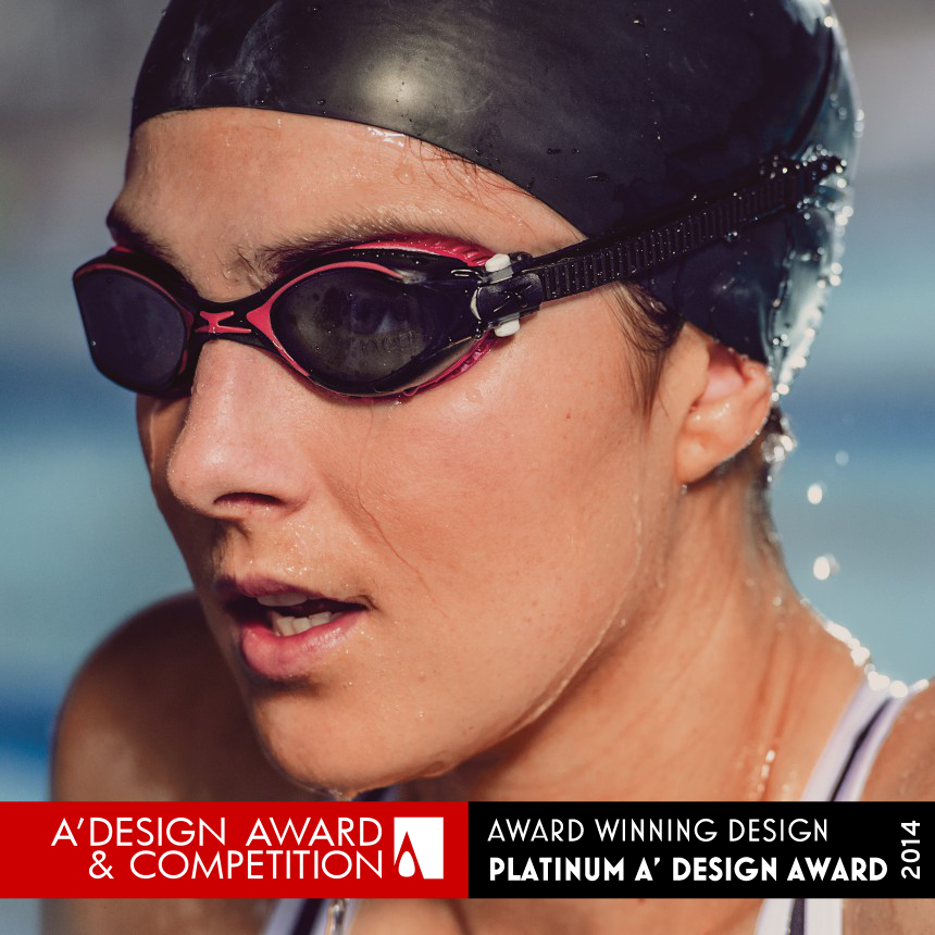 Elastomeric Technology Collection Swim Goggles