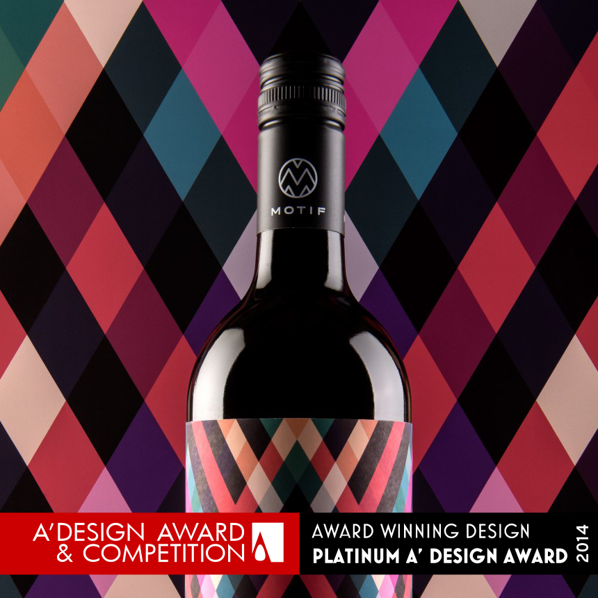 Motif Wine Wine Packaging Design