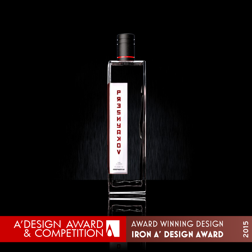 Presnyakov Vodka Product and Packaging
