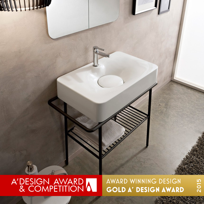 Fuji 70R  Washbasin and console