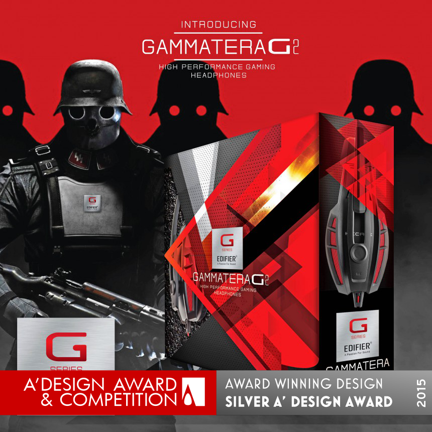 Gammatera G2  Gaming Headphones