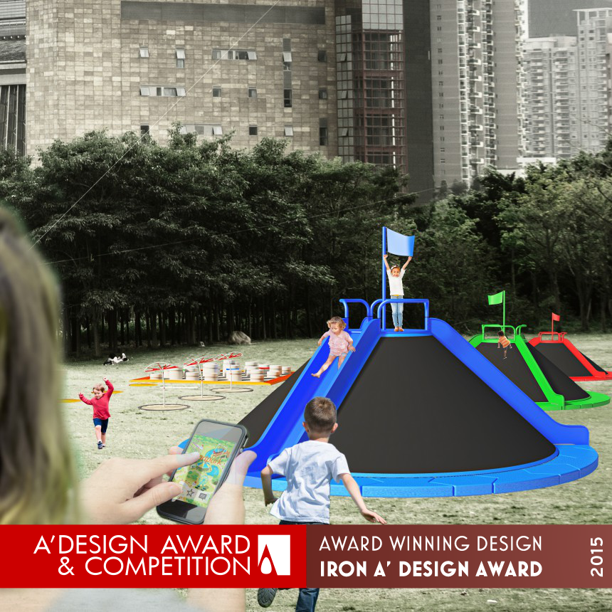 Smartpark System Proposal for Outdoor Playgrounds