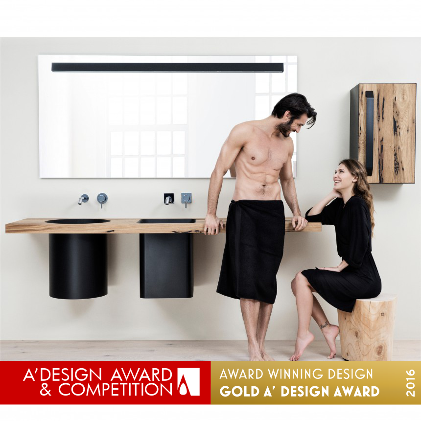 Abisso Bathroom furniture collection