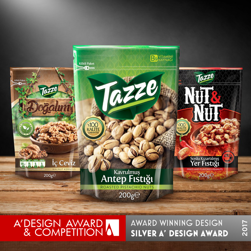 Tazze Nuts, dried fruits