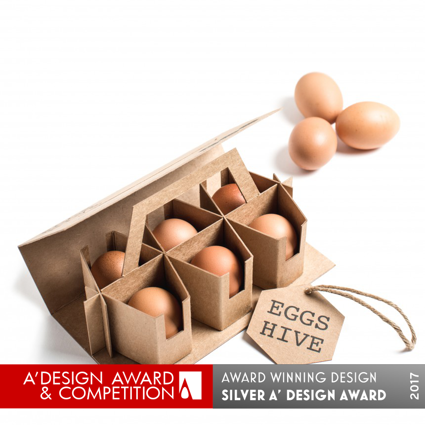 Hive Egg Packaging