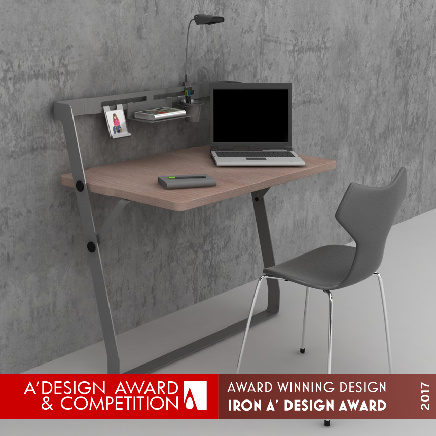 Octavo Home Office Desk