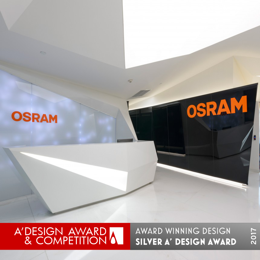 Osram top tier work environment