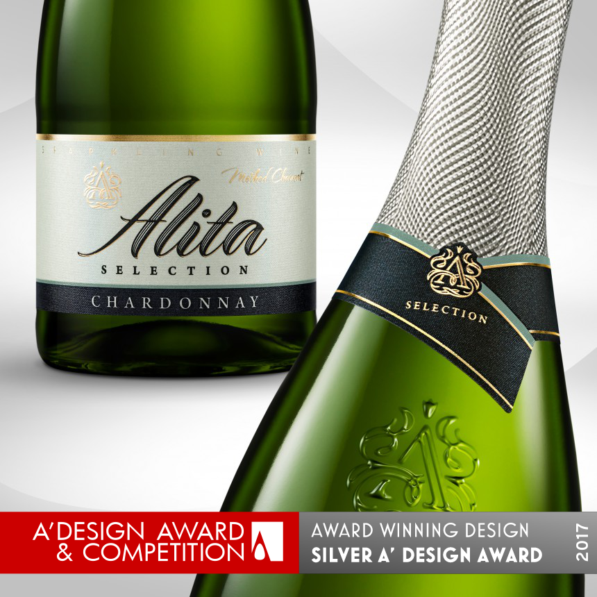 Alita Bottle design and labels