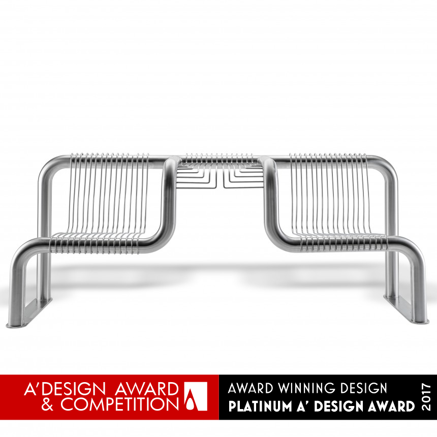 Bench for BLM Group Outdoor seating