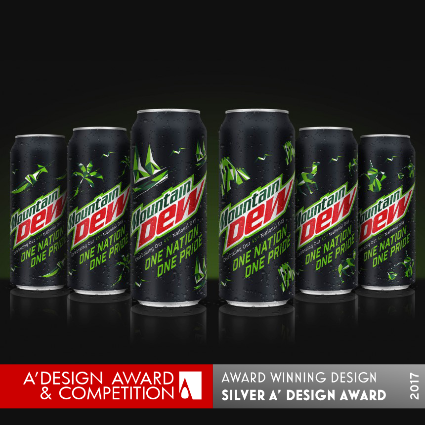 Mountain Dew Special Edition