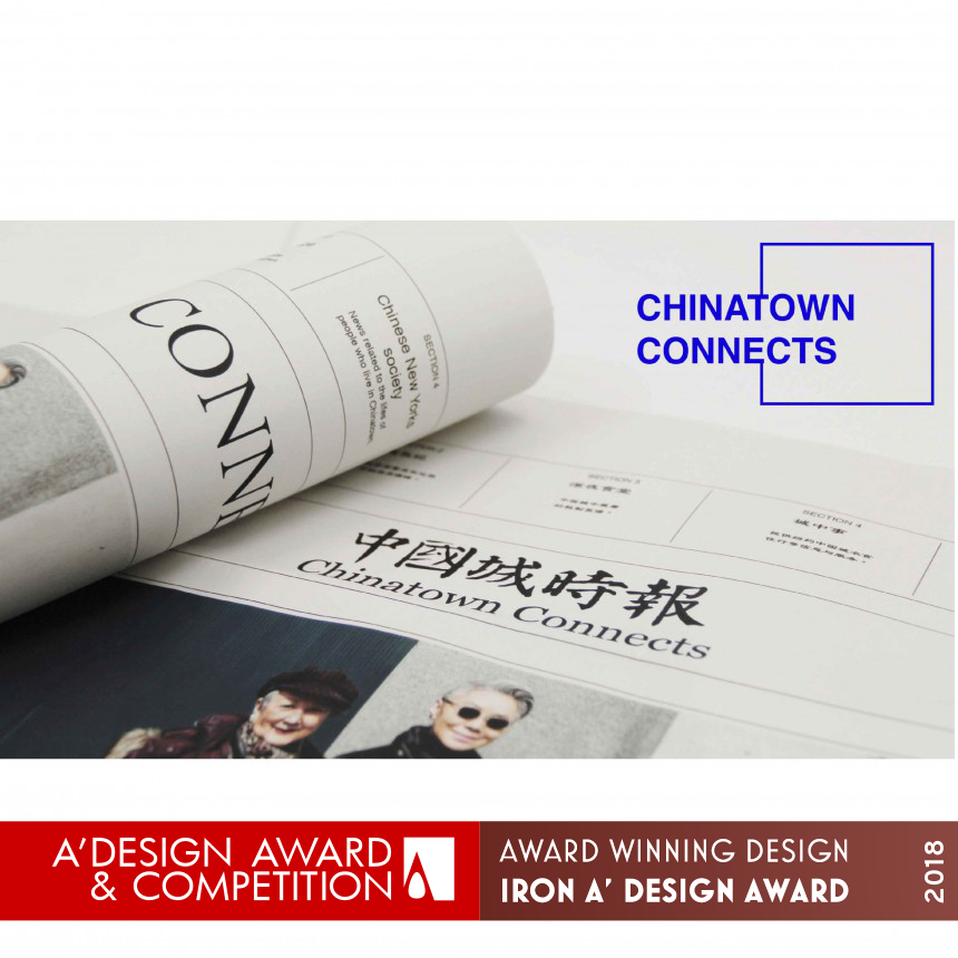 Chinatown Connect  Community newspaper