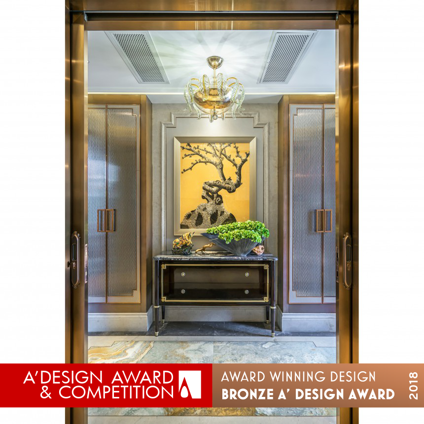 Bella Vita Apartments: A' Design Award And Competition