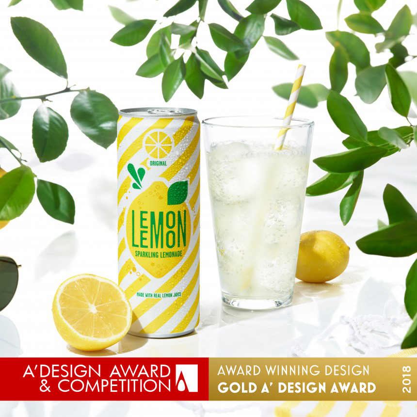 7Up Lemon Lemon Brand Packaging