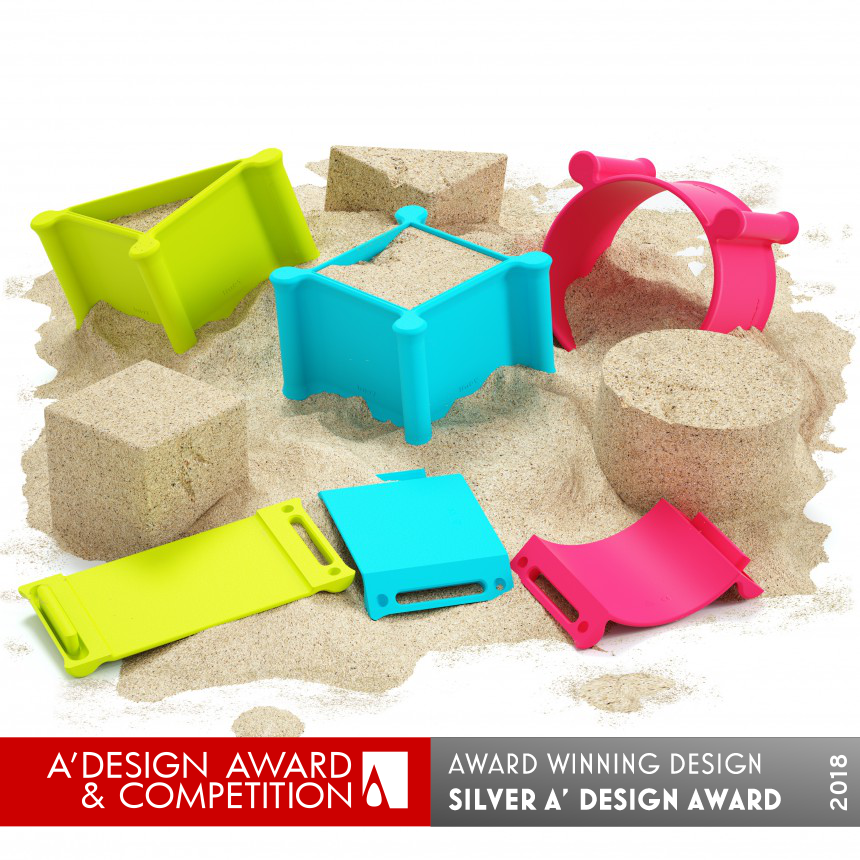 Kebrick Sand construction set