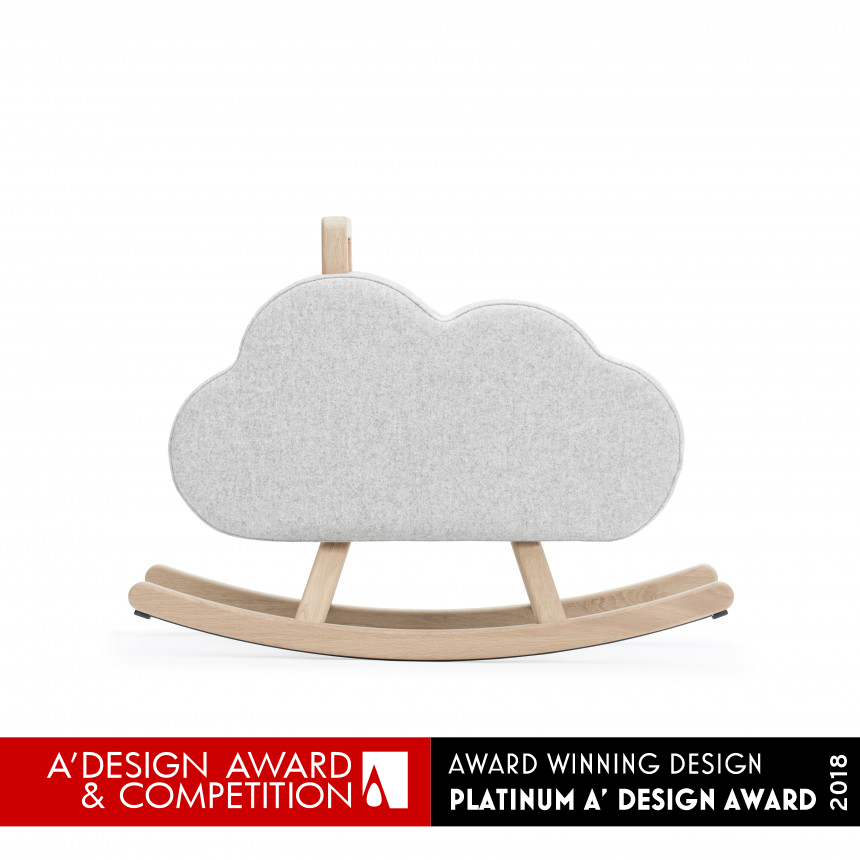Iconic Cloud Rocking Chair