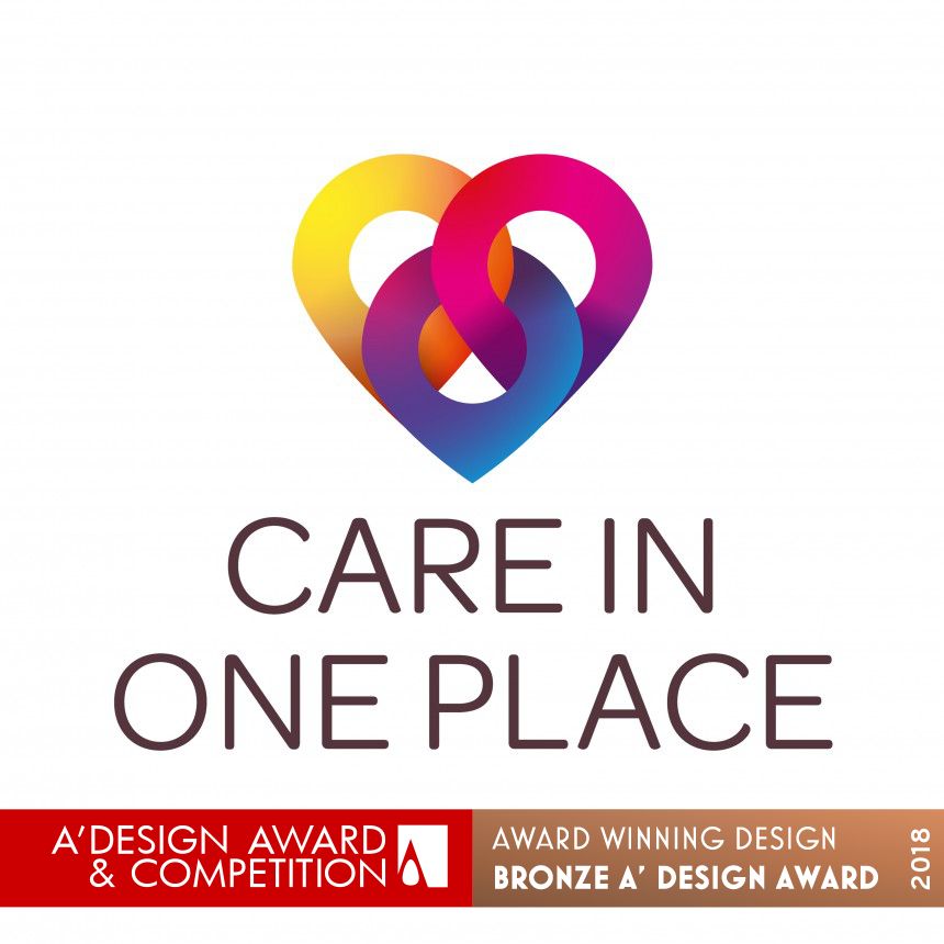 Care in One Place Logo Design