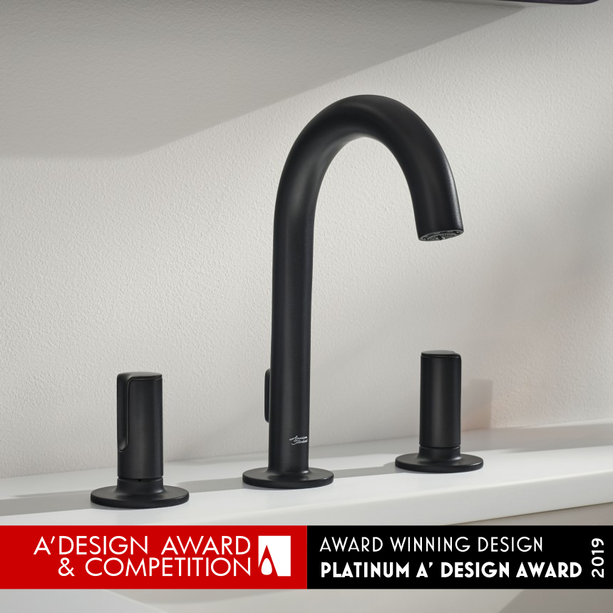 Studio S Matte Black Bathroom Faucets and Accessories