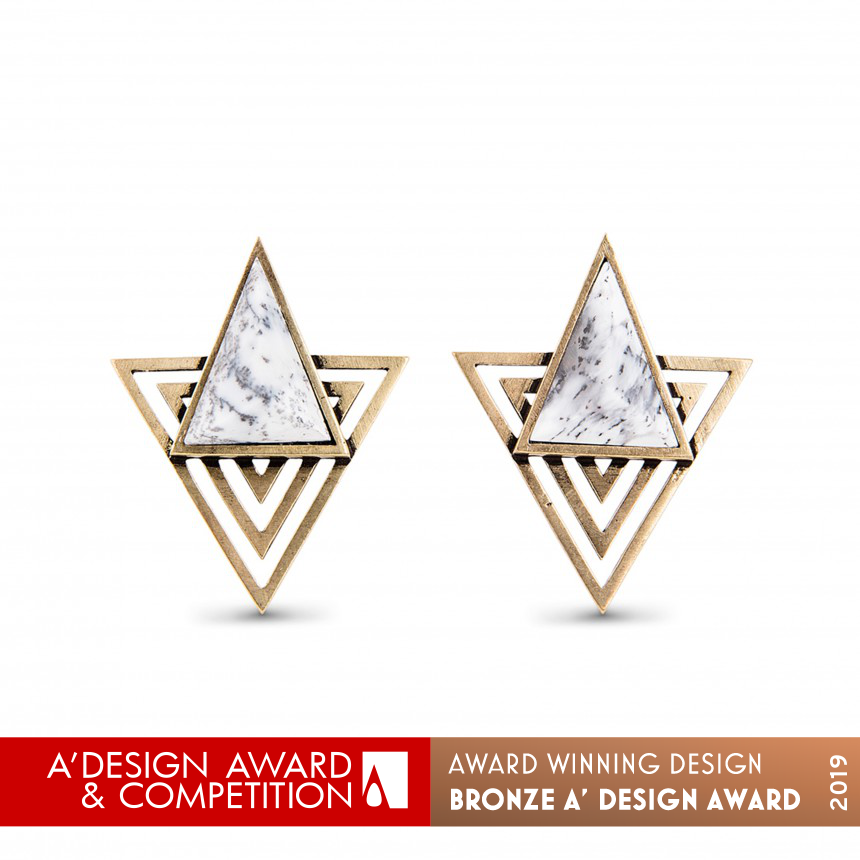 Synthesis Stud Earring