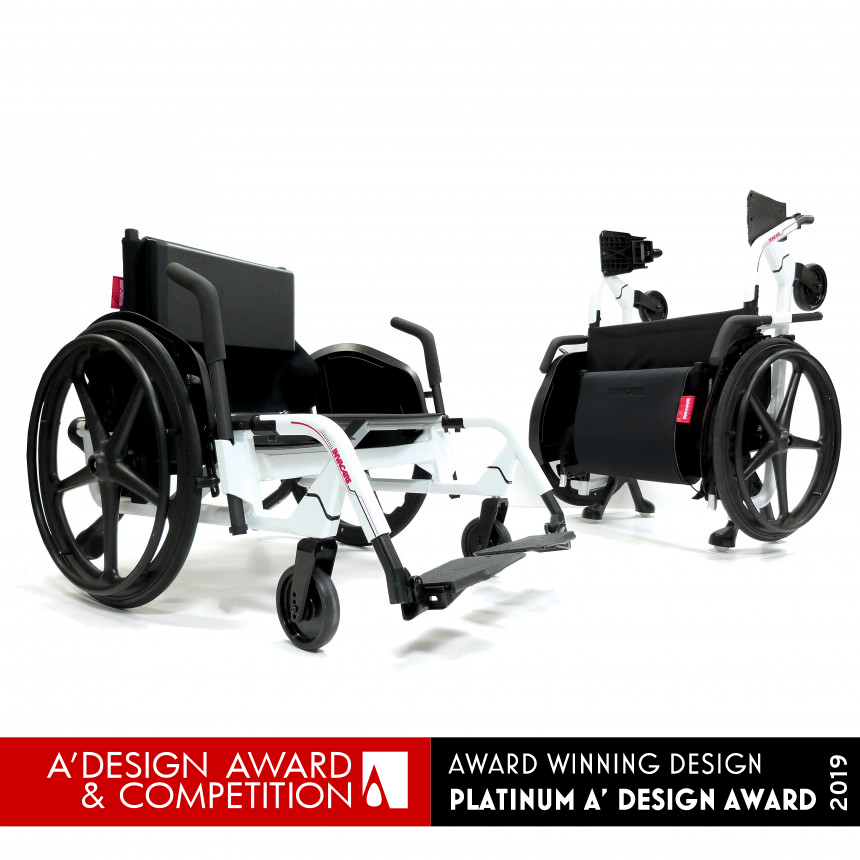 Bariatric Project Wheelchair