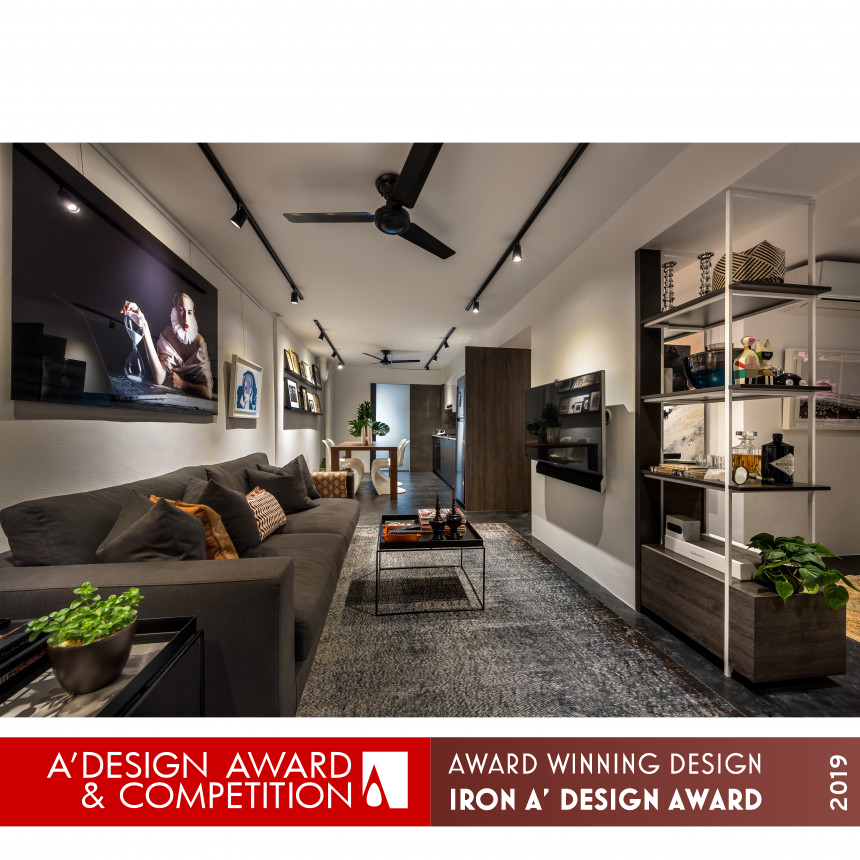 The Apartment Gallery: A' Design Award And Competition